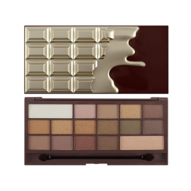MAKEUP REVOLUTION PALETA CIENI GOLDEN CHOCOLATE