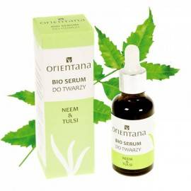 ORIENTANA BIO SERUM DO TWARZY NEEM & TULSI 30ML