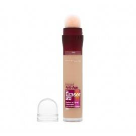 MAYBELLINE THE ERASER EYE CONCEALER KOREKTOR POD OCZY 01 LIGHT 6,8ML
