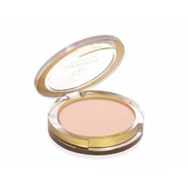 GOLDEN ROSE PRESSED POWDER PUDER PRASOWANY 104 NATURAL ROSE