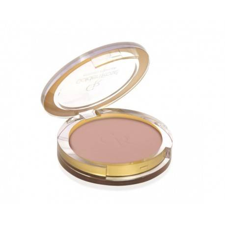 GOLDEN ROSE PRESSED POWDER PUDER PRASOWANY 109 ROSE BEIGE