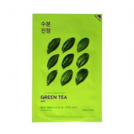 HOLIKA HOLIKA PURE ESSENCE MASK SHEET-GREEN TEA 20ML