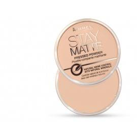 RIMMEL PUDER STAY MATTE NEW 001