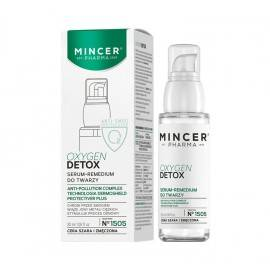 MINCER PHARMA OXYGEN DETOX SERUM REMEDIUM NA TWARZ ANTI-RADICAL 30 ML  NO 1505