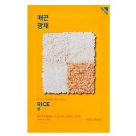 HOLIKA JUICY MAS/TW SHEET 20ML RICE