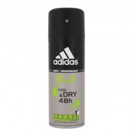 ADIDAS MEN DEO SPRAY COOL DRY 6IN1 150ML