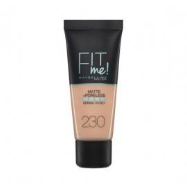 MAYBELLINE FIT ME! PODKŁAD 230 NATURAL BUFF 30ML