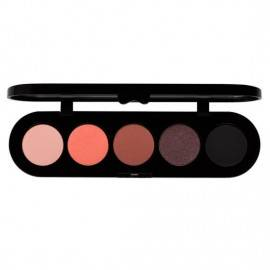 MAKE-UP ATELIER PARIS PALETA CIENI A'5 T02 BURNT UMBER