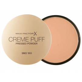 MAX FACTOR CREME PUFF PUDER 85 LIGHT N GAY