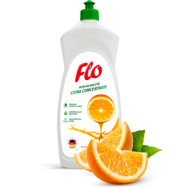 FLO PŁYN DO NACZYŃ ORANGE 1L