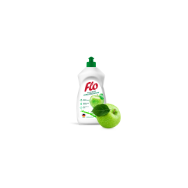 FLO PŁYN DO NACZYŃ GREEN APPLE 500ML