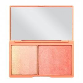 MAKEUP REVOLUTION PEACH AND GLOW RÓŻ I ROZŚWIETLACZ
