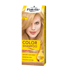PALETTE COLOR SHAMPOO 308 ZŁOTY BLOND