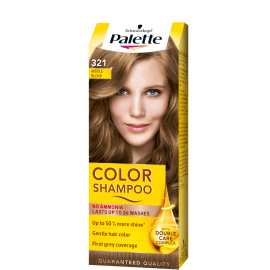 PALETTE COLOR SHAMPOO 321 ŚREDNI BLOND