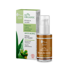 AVA ALOE ORGANIC SERUM DO TWARZY 30ML