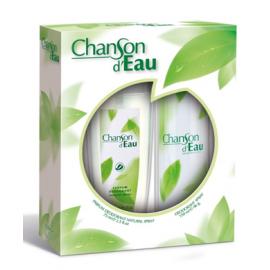 CHANSON D'EAU ZESTAW PREZENTOWY ORGINAL DEZODORANT W SPRAYU 75ML + DEZODORANT 150ML