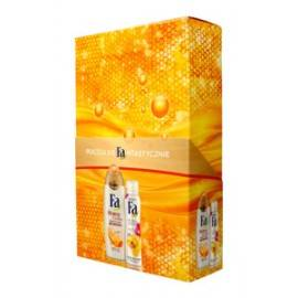 FA ZESTAW PREZENTOWY ŻEL HONEY CREME 250ML+ DEO SPRAY FLORAL PROTECT 150ML