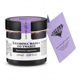MAKE ME BIO KREMOWA MASKA DO TWARZY 60ML