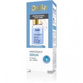 DELIA SERUM DO TWARZY SZYI I DEKOLTU 100% COLLAGEN 10ML
