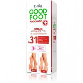 DELIA SERUM NA PĘKAJĄCE PIĘTY GOOD FOOT PODOLOGY 60 ML