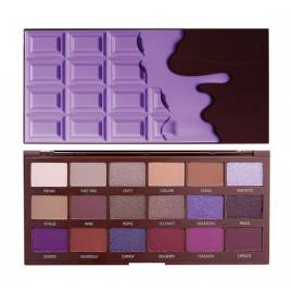 MAKEUP REVOLUTION PALETA CIENI VIOLET CHOCOLATE