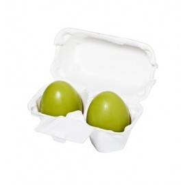 HOLIKA HOLIKA MYDŁO EGG SOAP 2x50G GREEN TEA
