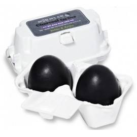 HOLIKA HOLIKA MYDŁO EGG SOAP 2x50G CHARCOAL