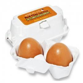 HOLIKA HOLIKA MYDŁO EGG SOAP 2x50G RED CLAY