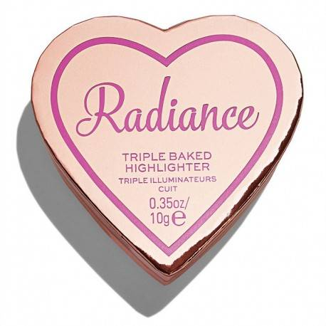MAKEUP REVOLUTION ROZŚWIETLACZ GLOW HEARTS RAYS OF RADIANC