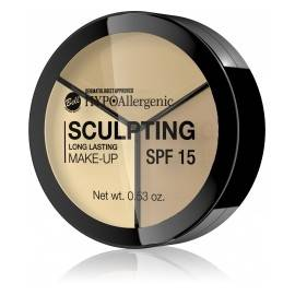 BELL HYPOALLERGENIC PUDER SCULPING 15G NO 01