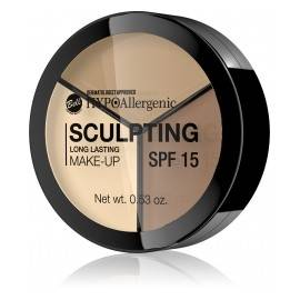 BELL HYPOALLERGENIC PUDER SCULPING 15G NO 02