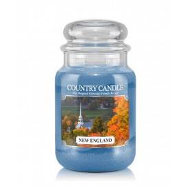 COUNTRY CANDLE ŚWIECA  NEW ENGLAND 652G