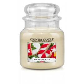 COUNTRY CANDLE ŚWIECA  SUGAR COOKIES 453G