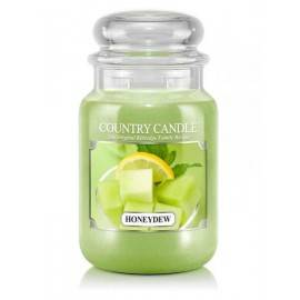 COUNTRY CANDLE ŚWIECA ZAPACHOWA 652G HONEY DEW
