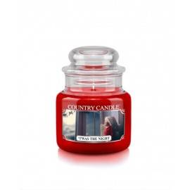 COUNTRY CANDLE ŚWIECA ZAPACHOWA 104G TWAS THE NIGHT