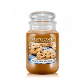 COUNTRY CANDLE ŚWIECA ZAPACHOWA 652G CHOCOLATE CHIP COOKIE