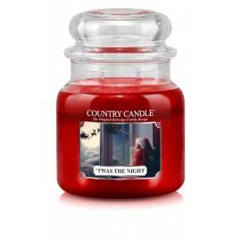COUNTRY CANDLE ŚWIECA ZAPACHOWA 453G TWAS THE NIGHT