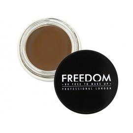 FREEDOM MAKEUP PRO BROW POMADE POMADA DO BRWI CARAMEL BROWN
