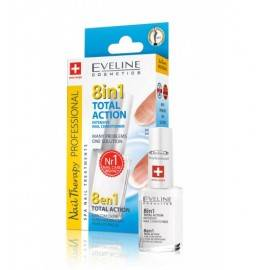 EVELINE ODŻ/PAZN 8W1 TOTAL ACTION 12ML NEW