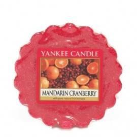 YANKEE CANDLE WOSK  MANDARIN CRANBERRY 22G