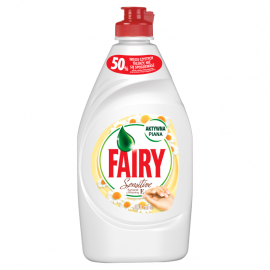 FAIRY PŁYN DO NACZYŃ RUMIANEK 450ML