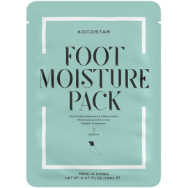 KOCOSTAR MASECZKA DO STÓP (FOOT MOISTURE PACK) 14ML