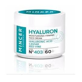 MINCER PHARMA HYALURON 60+ UJEDRNIAJĄCY KREM DO TWARZY 50ML NO 403