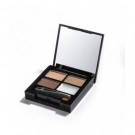 MAKEUP REVOLUTION ZESTAW DO BRWI FIX LIGHT MEDIUM