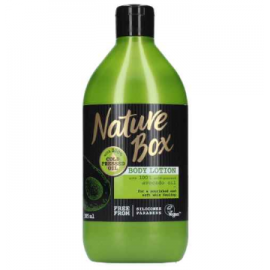 NATURE BOX MLECZKO DO CIAŁA 385ML AVOCADO