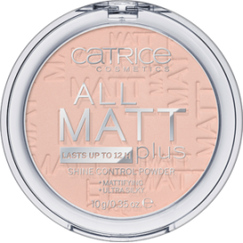 CATRICE PUDER MATUJĄCY ALL MATT PLUS 015