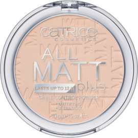 CATRICE PUDER MATUJĄCY ALL MATT PLUS 010