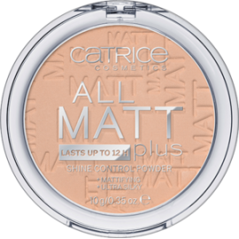 CATRICE PUDER MATUJĄCY ALL MATT PLUS 025
