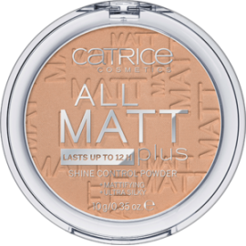 CATRICE PUDER MATUJĄCY ALL MATT PLUS 030