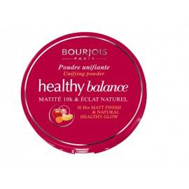 BOURJOIS PUDER HEALTHY BALANCE 55 BEIGE FONCE